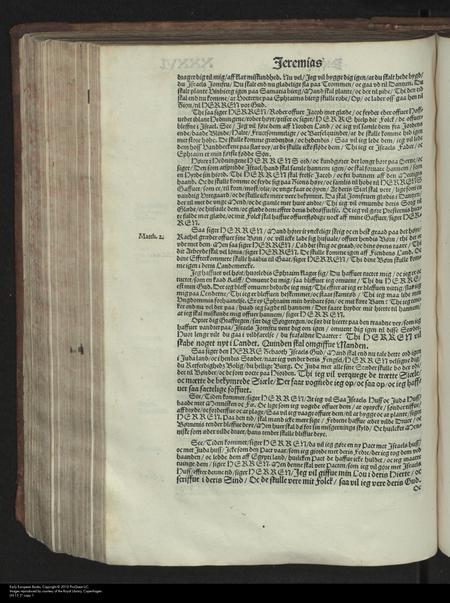 size 40 59388 8896d Christian 3.s danske Bibel